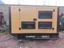 GRUPO ELECTROGENO OLYMPIAN 50KW