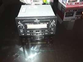 Vendo radio kia sportage active como nuevo