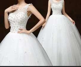 Vestido de novia nuevo americano