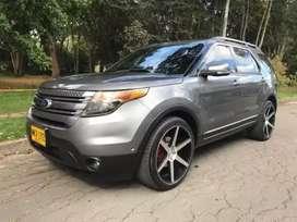 Ford explorer limited la más full 2013 7 puestos