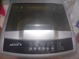 Buenas tardes vendo lavadora en perfecto estado de 28 libras en 490 negociable