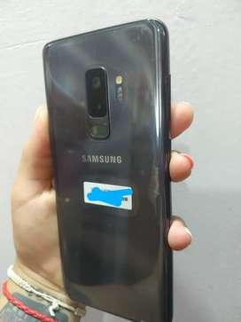 Samsung Galaxy S9 plus a datos movistar y Wi-fi