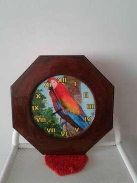 Reloj de loro