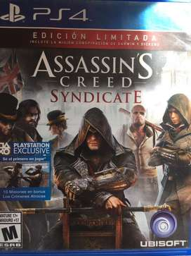Assasssins screed syndicate
