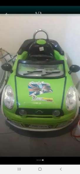 Vendo carro electrico
