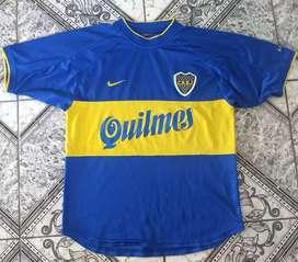 Camiseta Nike Boca Juniors 2000