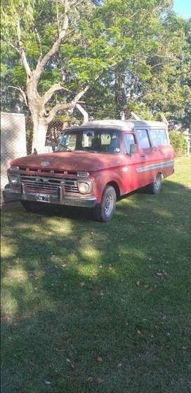 Ford f100 1967