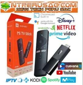 Xiaomi TV Stick Tv box Smart tv en tu TV