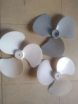 Paleta plástica de Ventilador de Pié