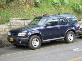 Ford explorer (motivo viaje)