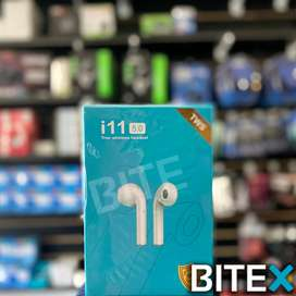 Auriculares i11 BT Tipo Iphone(ord338)