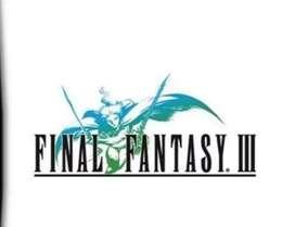 Juego Nintendo Ds Final Fantasy III