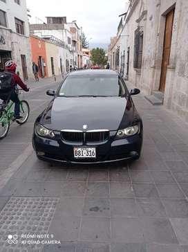 hermoso BMW mecánico