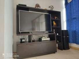Mesa TV o centro de entretenimiento