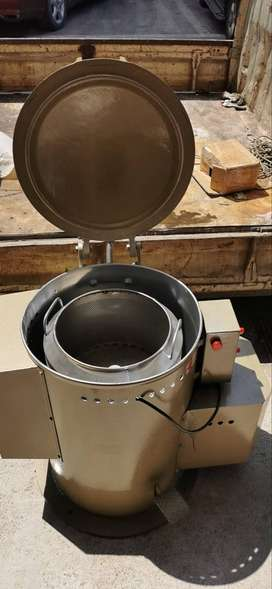 Centrifugadora a Calor pesado