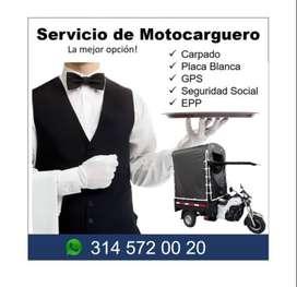 Servicio de Motocarguero