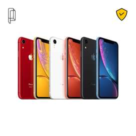 iPhone XR Con Garantía + Obsequio = El Mejor Precio.