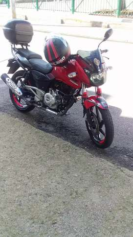 Vendo Moto Pulsar 180 GT