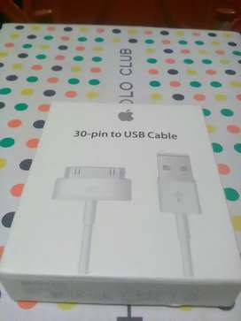 Cable ORIGINAL iphone 4