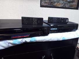 Dos VHS Sony