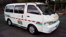 Microbus, escolar, buseta, KIA, Preggio, 2004