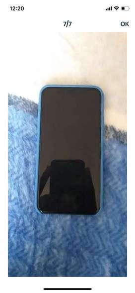 Vendo iphone xs en perfecto estado o cambio con un iphone 8plus y dinero a mi favor