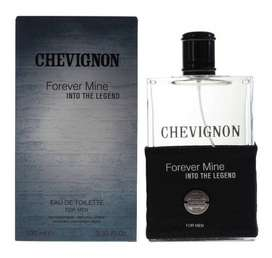 Perfume Chevignon Forever Mine Into The Legend 100ml Hombre Eros
