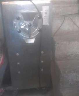 Máquina industrial de helados