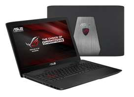 Laptop Gamer Asus Rog Gl552vw I7 Ram16gb Hdd1tb Ssd128gb GTX 4gb DDR5