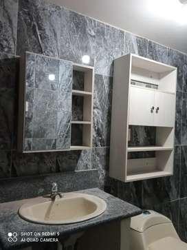 Módulos de baño en RH