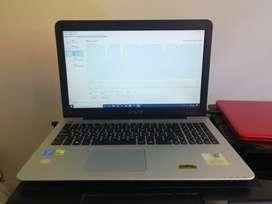 Computador portátil Asus 15,6''