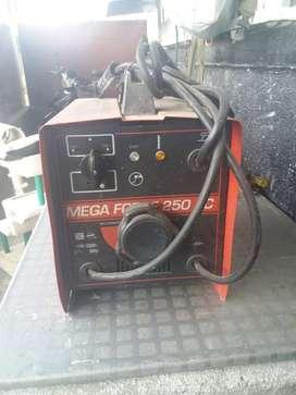 Venta de soldador de 250 amp