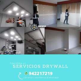 Servicios Drywall