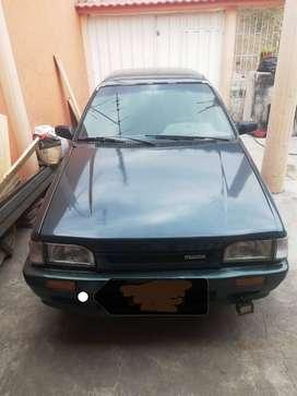 vendo Mazda 323 año 98