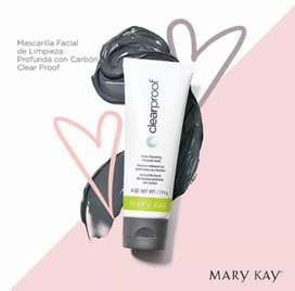Mascarilla de Carbón Mary Kay
