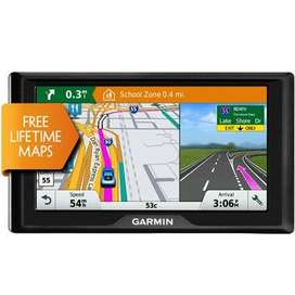 "Gps garmin drive 6"" with lifetime maps ex"