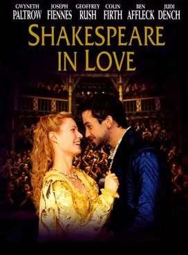 Shakespeare Apasionado en DVD