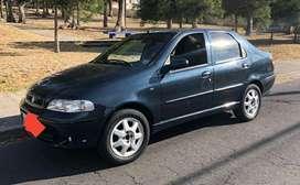 Fiat Siena Elx 1.6 2003 Ac, 16v