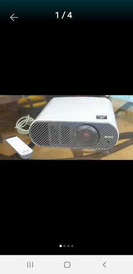 Proyector cine Sony vpl Profesional