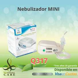 Nebulizador MINI DASA HEALTH