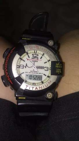Reloj casio vendo o cambio a algo de mi interés
