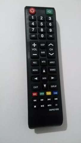 Control remoto TV recco