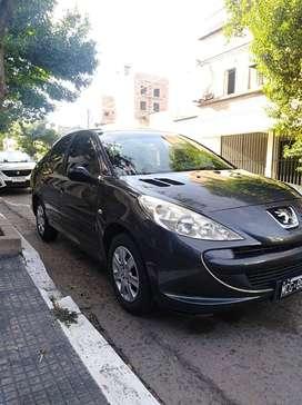 Vendo Peugeot 207 4 ptas Active 2013