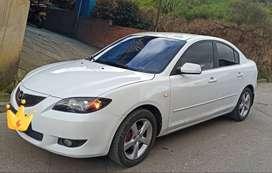 Excelente Mazda 3 sedan motor 1600 mecánico