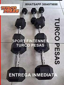 Sport fitness Pesas Mancuernas everlast