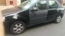 Renault LOGAN c/GNC y VTV vigente y habilitado