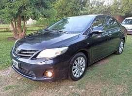 Impecable! Corolla Se-g (tope de gama) 2012 Automatico