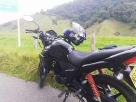 Vendo moto honda cb 110 excelente estado
