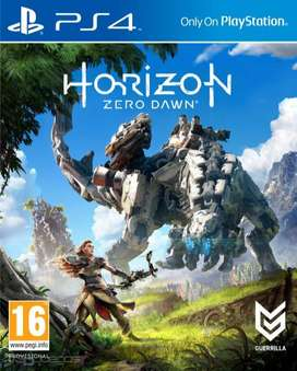Horizon: Zero Dawn PS4 Blu-ray