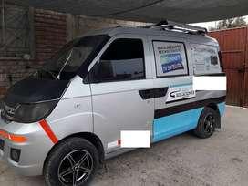 Vendo Minivan Chery Q22 PLATA CLARO 2015